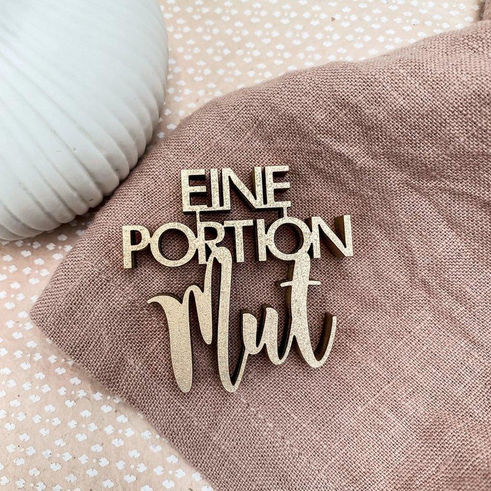 3D Font - NOGALLERY - 3D wood lettering made in Cologne