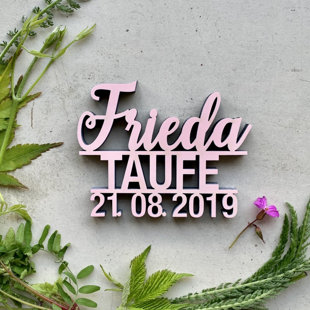 Taufe, Kommunion, Konfirmation & Firmung