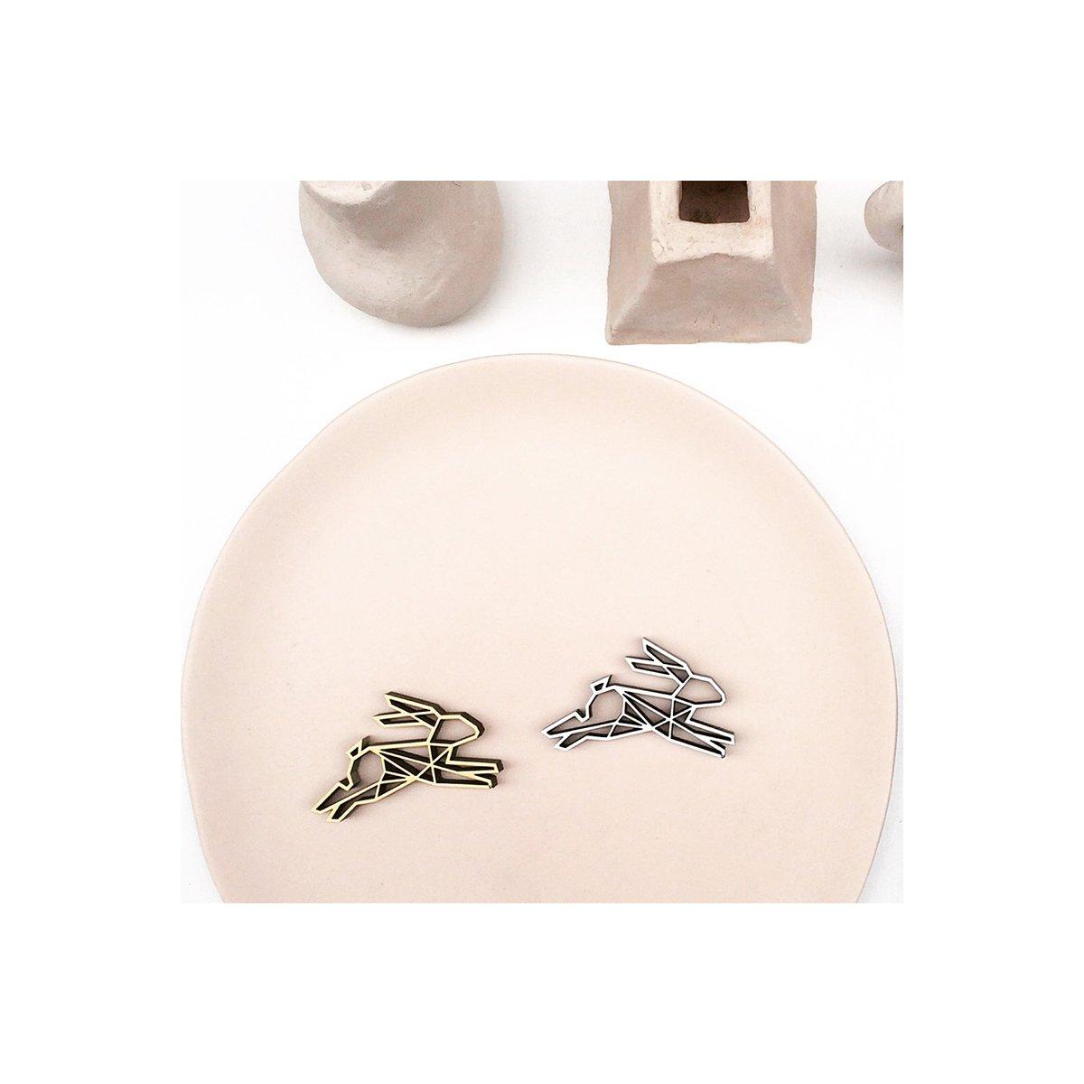 Hase, 9,50 € - NOGALLERY - 3D Holzschriftzüge - das Original, ma