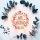 kranz happy birthday 16 50 nogallery 3d holzs. Black Bedroom Furniture Sets. Home Design Ideas