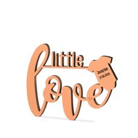 little love mit Namen & Datum